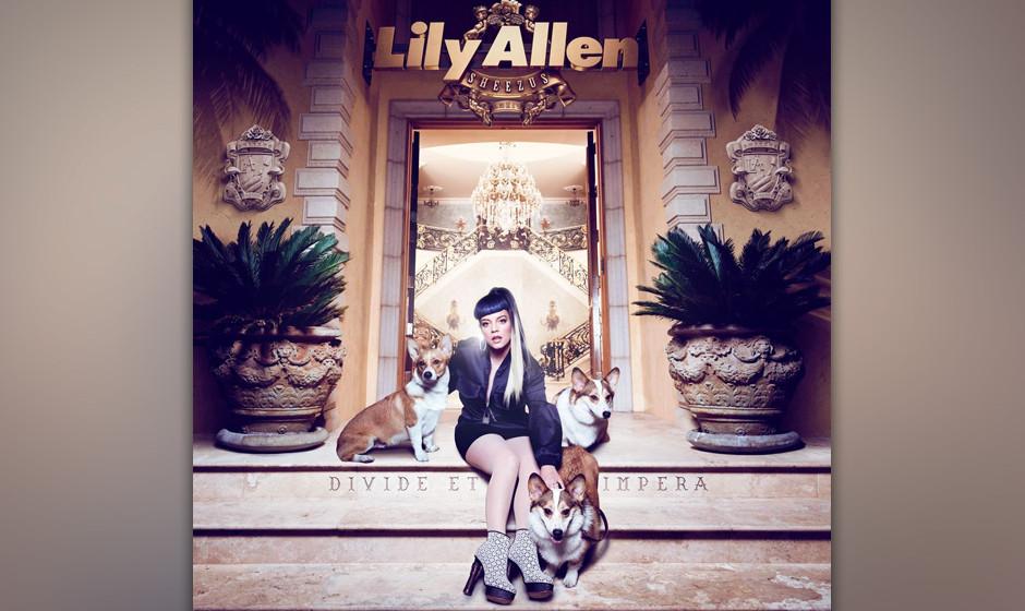 Lily Allen - 'Sheezus'