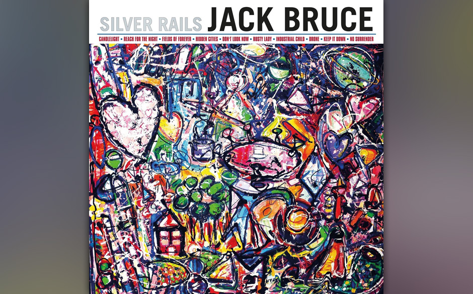 Jack Bruce - 'Silver Rails'