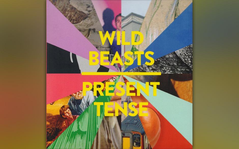 Wild Beasts - 'Present Tense'