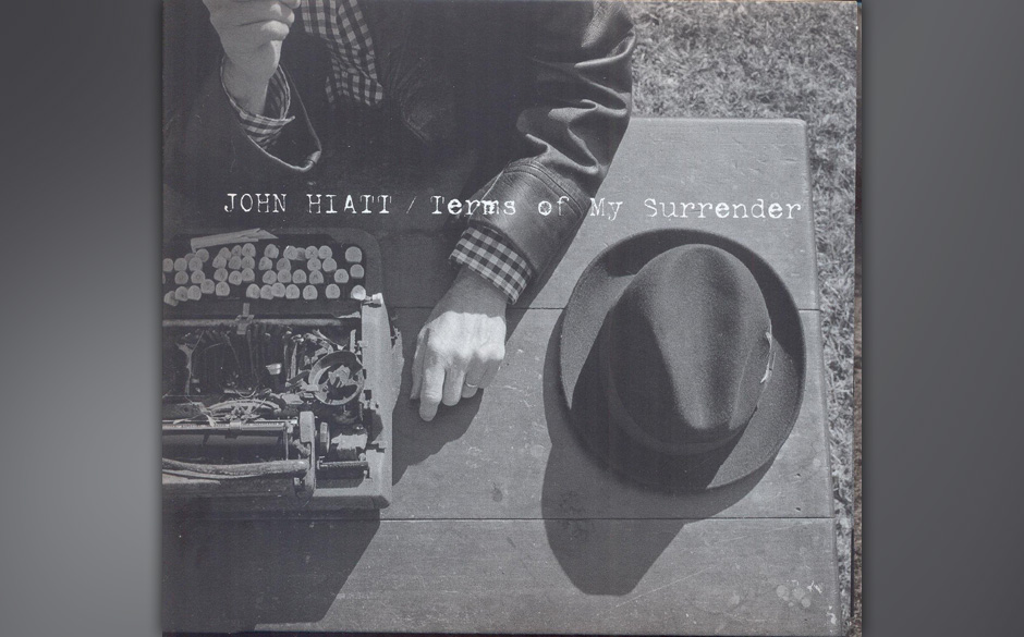 John Hiatt - 'Terms Of My Surrender'