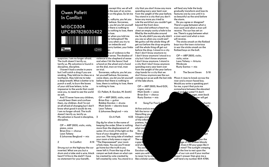 Owen Pallett - 'In Conflict'