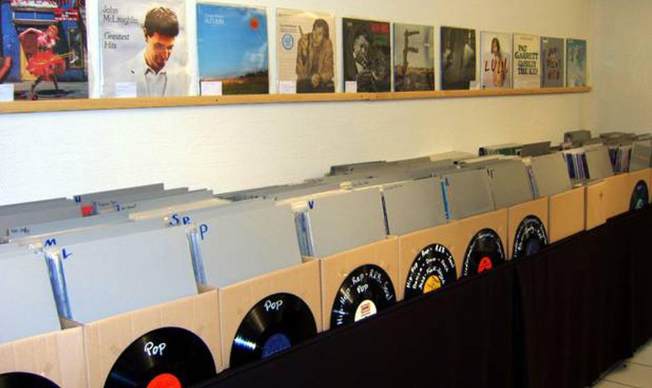 18. Die Vinyl-Single setzt zum Siegeszug an.
