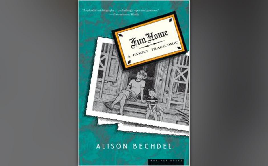 "10. ""Fun Home"" (Alison Bechdel, 2006)"
