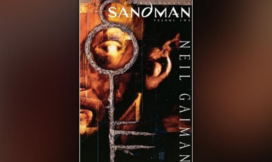 "12. ""Sandman"" (Neil Gaiman, 1996)"