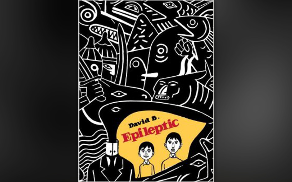 "13. ""Epileptic"" (David B, 1996-2013)"