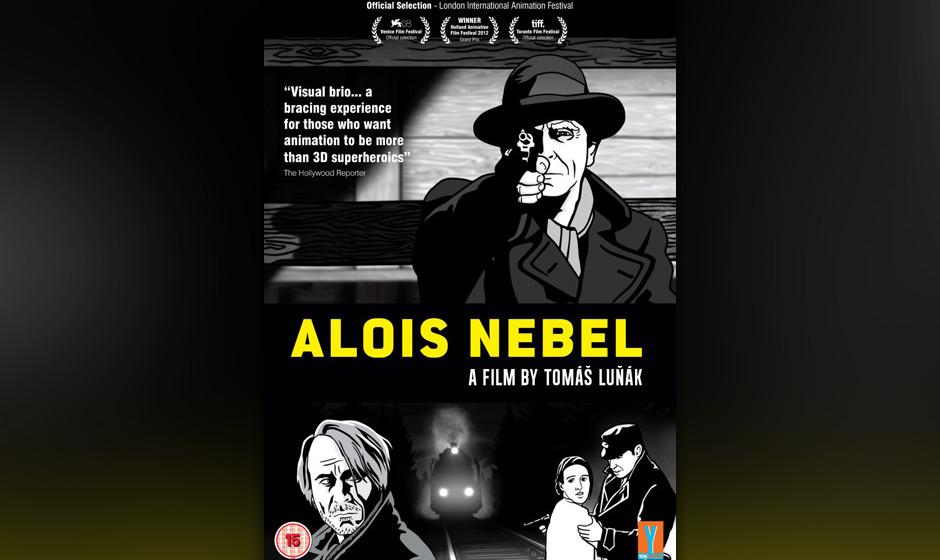 """17. """"Alois Nebel"""" (Jaroslab Rudis & Jaromir Svejdik, 2003-2005)"""