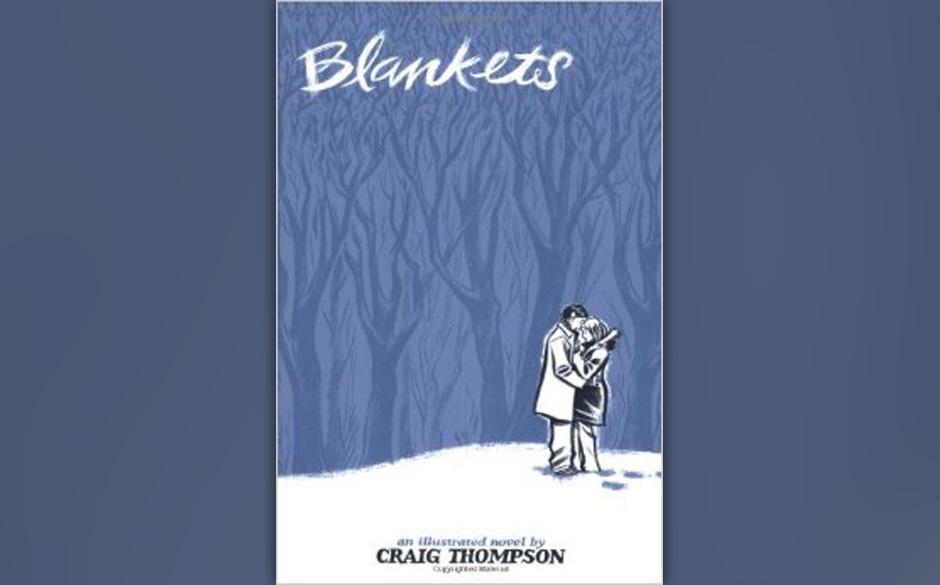 "18. ""Blankets"" (Craig Thompson, 2003)"