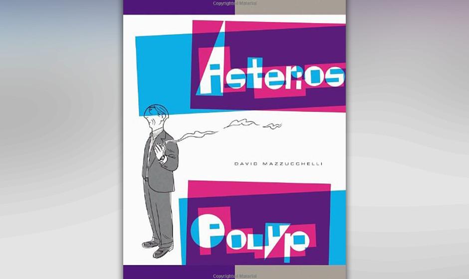 "1. ""Asterios Polyp"" (David Mazzucchelli, 2009)"