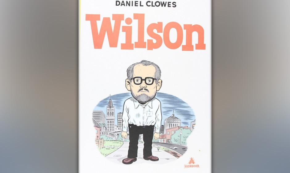 "20. ""Wilson"" (Daniel Clowes, 2010)"