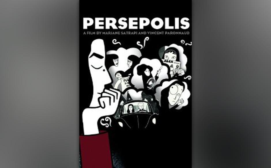 """3. """"Persepolis"""" (Marjane Satrapi, 2000)"""
