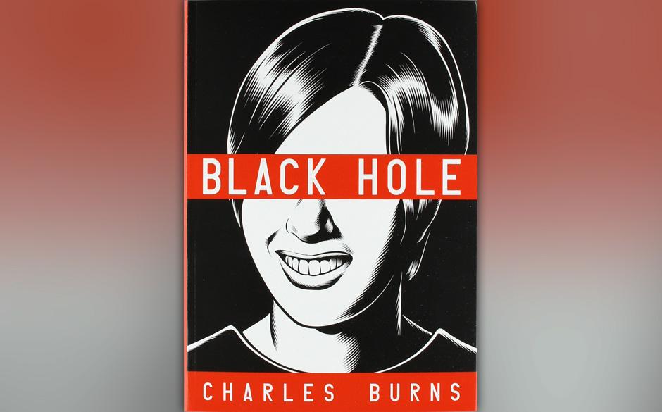 "5. ""Black Hole"" (Charles Burns, 2005)"