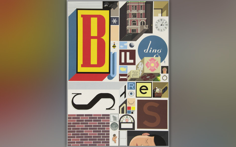 "8. ""Building Stories"" (Chris Ware, 2012)"
