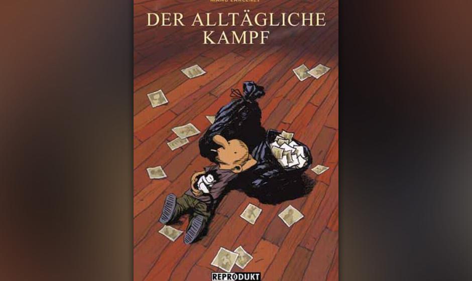 "9. ""Der alltägliche Kampf"" (Manu Larcenet, 2003-2008)"