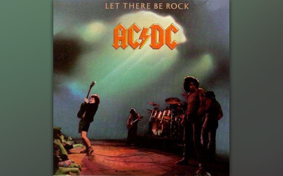 10. 'Let There Be Rock'