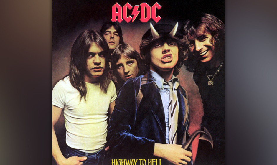 6. 'Highway To Hell'