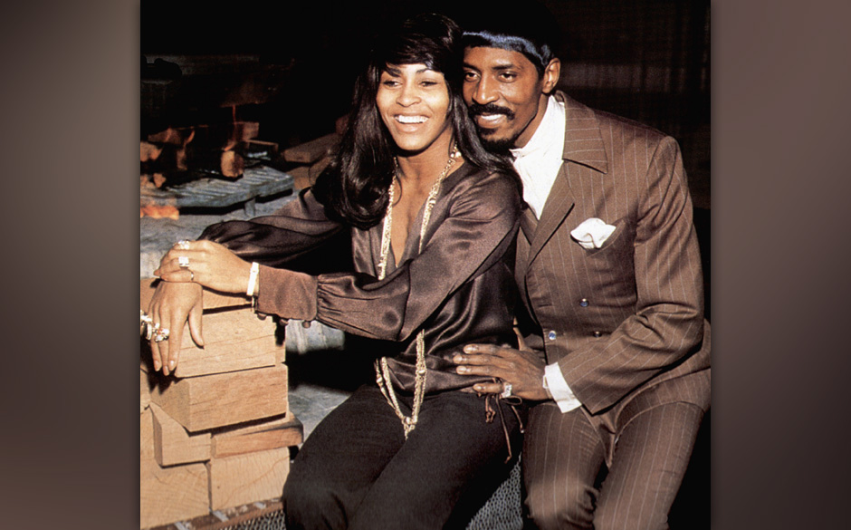 UNSPECIFIED - JANUARY 01:  (AUSTRALIA OUT) Photo of Ike & Tina TURNER; L-R: Tina Turner, Ike Turner. Posed  (Photo by GAB