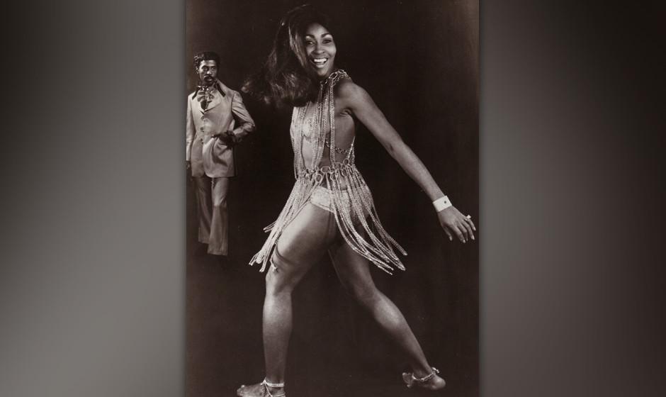 Ike And Tina Turner1970Gilles Pétard Collection