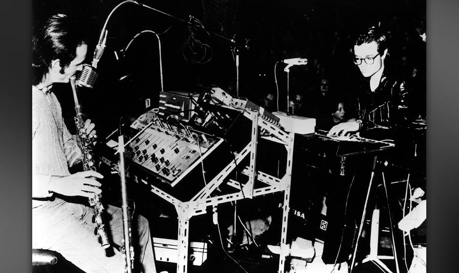 Event: Artist: Kraftwerk.Photographer: Gems.Agency: Redferns.Copyright Holder: Gems/Redferns.