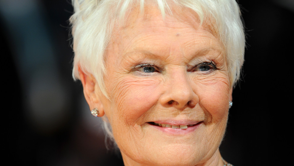 LONDON, ENGLAND - FEBRUARY 16: Dame Judi Dench attends the EE British Academy Film Awards 2014 at The Royal Opera House on Fe