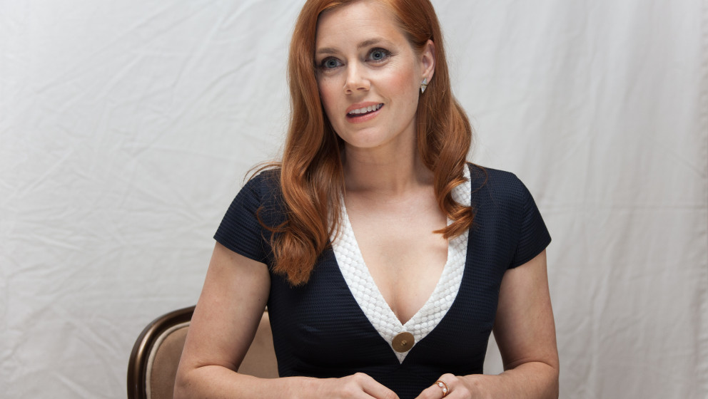 Amy Adams attends the movie junket for Big Eyes in Los Angeles, CA, USA, November 15, 2014. Photo by HT/ABACAPRESS.COM