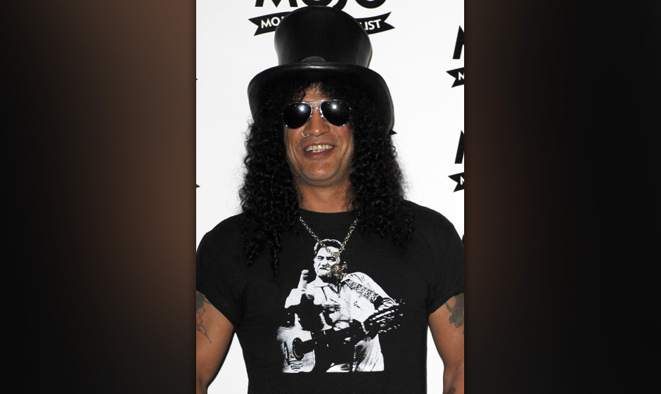 Slash of Velvet Revolver (Photo by Harold Cunningham/WireImage)