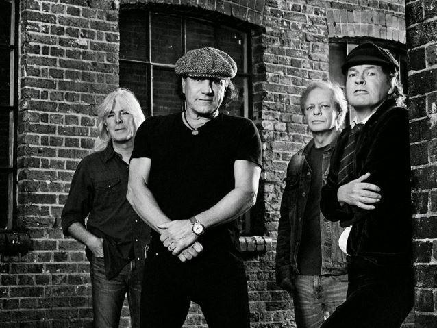 AC/DC Promo 2014
