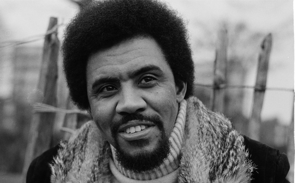 Jimmy Ruffin London 1973