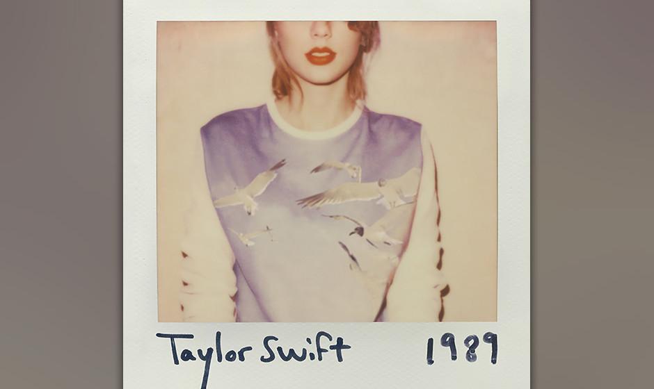 ...die runderneuerte Taylor Swift kann ihre neue LP '1989' 'nur' auf Rang vier unterbringen...