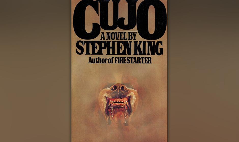 9. Cujo (1981)  Schnell wie ein Rock'n'Roll-Song, und auch so dreckig und laut – so hat King selbst die simple Geschichte