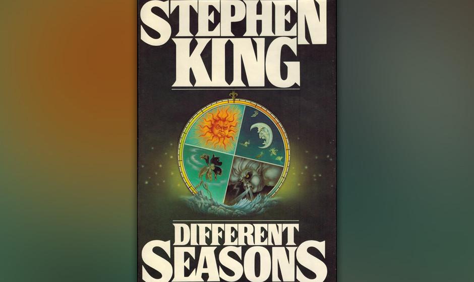 12. Different Seasons (1982)  Ein grob an die vier Jahreszeiten angelehnter Band mit Novellen, aus denen immerhin drei sehr e