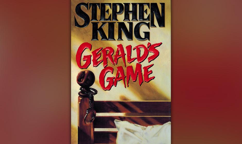 19. Gerald's Game (1992)  In den frühen Neunzigern erzählte King vorrangig  aus der Perspektive weiblicher Figuren. Hier gl