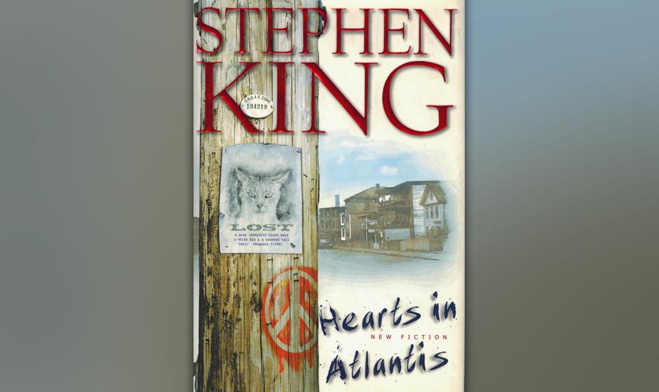 17. Hearts In Atlantis (1999).  Kings knappes Urteil über die Babyboomer-Generation: 'We blew it'. In dieser Sammlung von lo