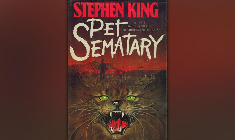 1. Pet Sematary (1983).  Einmal auf dem 'Friedhof der Kuscheltiere' beerdigt, kommen die Toten wieder ins Leben zurück, um d