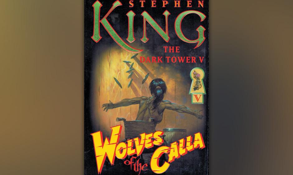 11. The Dark Tower V: Wolves Of The Calla (2003).  Wie eine Mischung aus 'The Magnificent Seven' und 'Westworld' ist dieser f