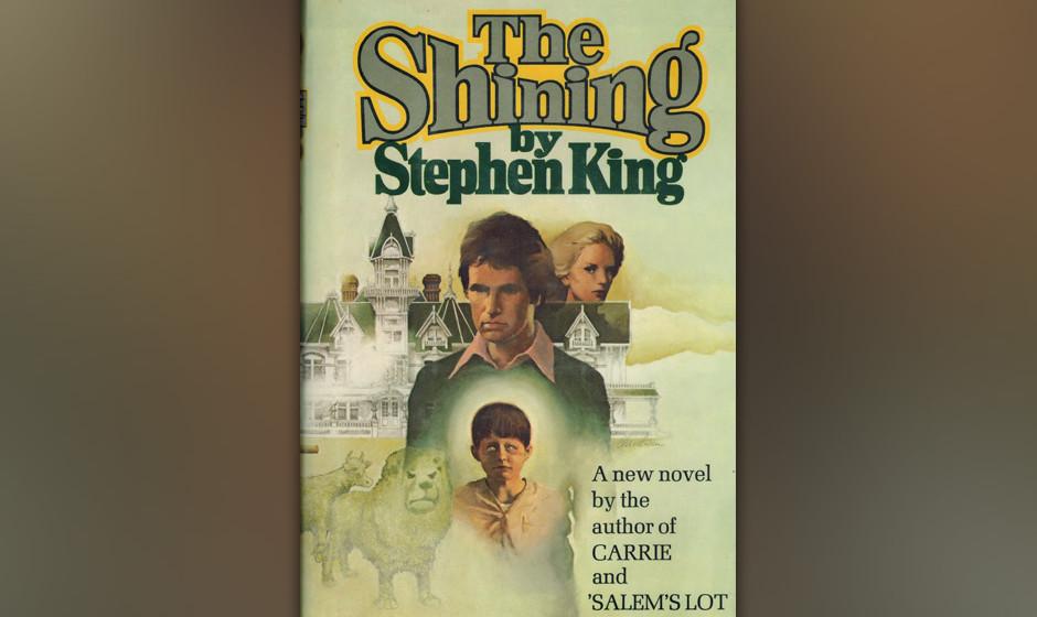 6. The Shining (1977).  Kings Durchbruch zum Weltstar, und eine quasi-autobiografische Erzählung obendrein. Ein alkoholkrank