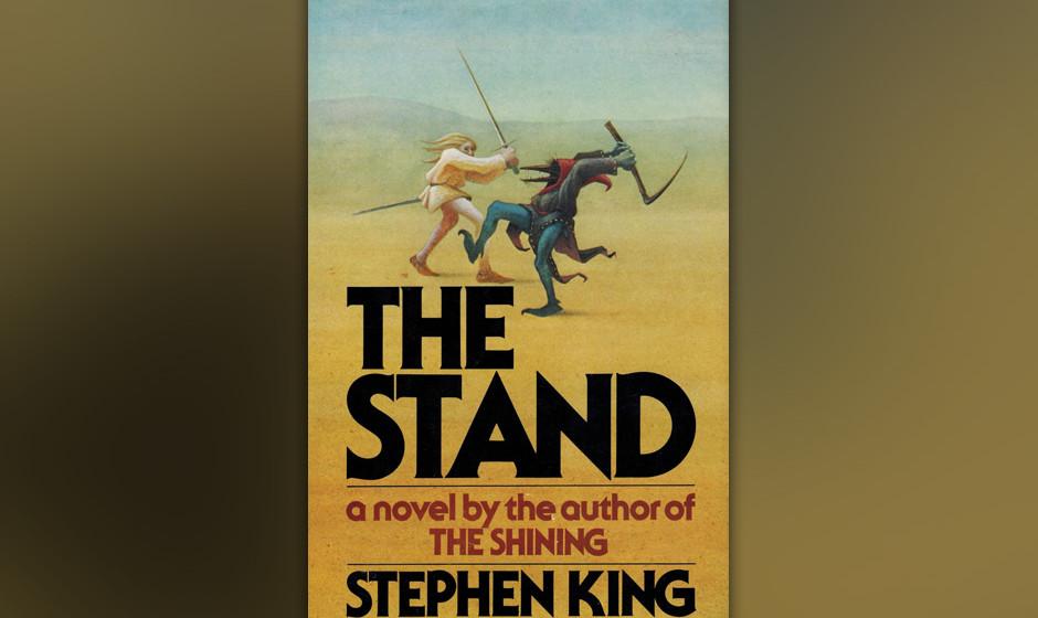 4. The Stand (1978).  Noch vor der 'Dark Tower'-Reihe als Kings Magnus Opum gefeiert, galt 'The Stand' wegen seiner Fülle an