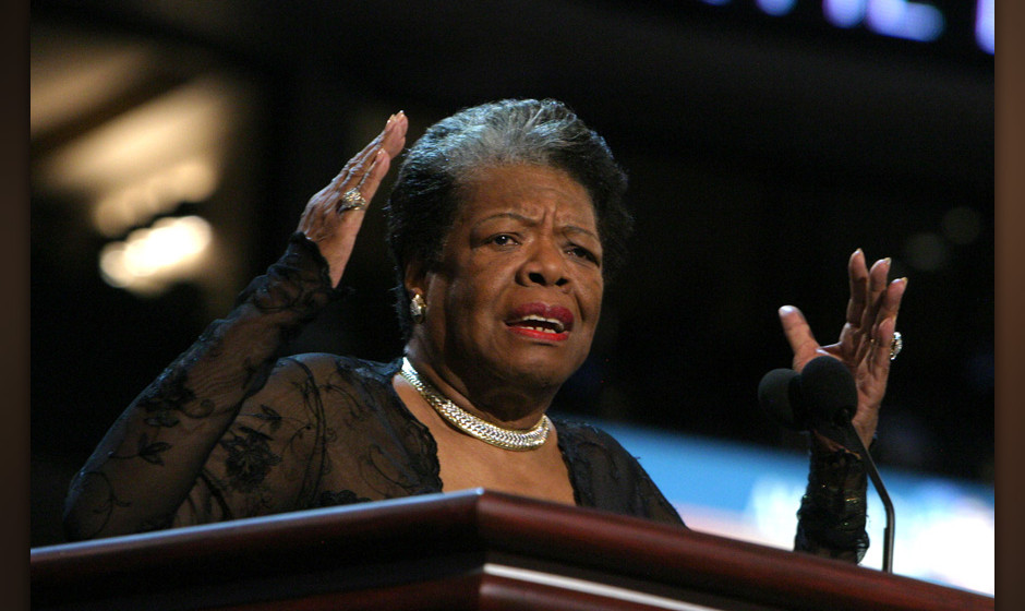 May 28, 2014 - Winston-Salem, North Carolina, U.S. - FILE - MAYA ANGELOU, renowned as a poet, novelist and actress, died this