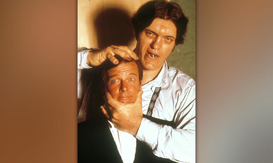 September 10, 2014 - File - RICHARD KIEL, the 7-foot-2 actor best known for portraying the James Bond villain Jaws has died a