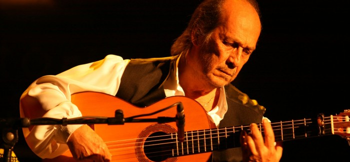 Paco de Lucía (* 21. Dezember 1947 in Algeciras, Provinz Cádiz als Francisco Sánchez Gómez; † 25. Februar 2014 in Canc�