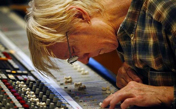 John Hampton (* 1953 in Hamburg; † 12. Dezember 2014)