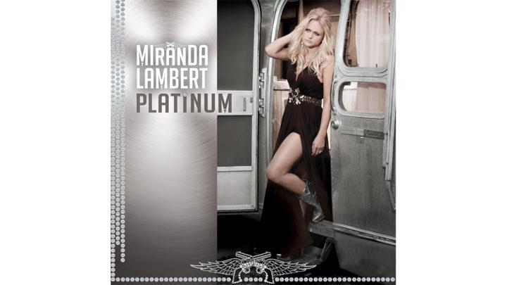 5. Miranda Lambert, 'Platinum'