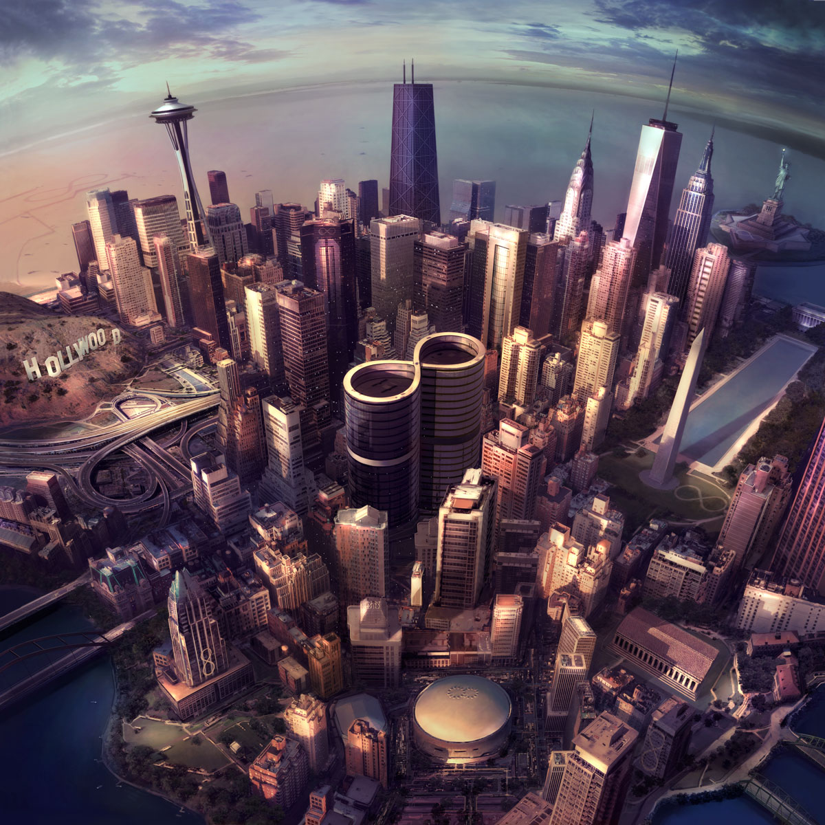 12. Foo Fighters: 'Sonic Highways'