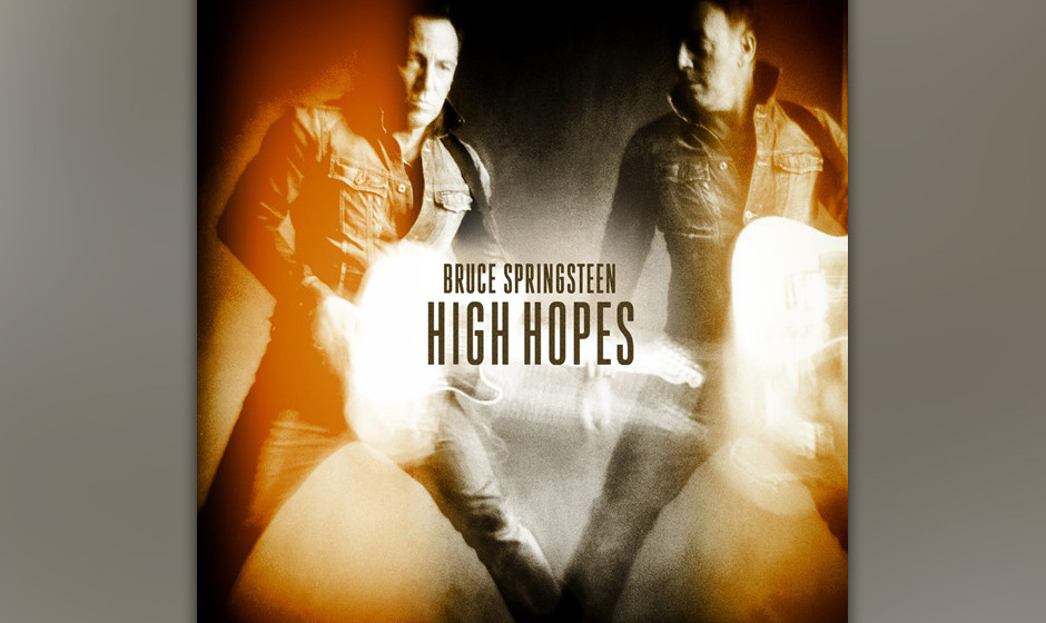 2. Bruce Springsteen: 'High Hopes'.  This new peak in Springsteen's 21st-century hot streak is his most gloriously loose, vib