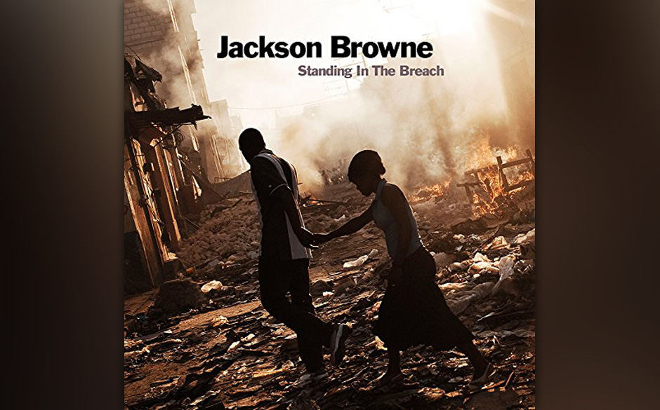 19. Jackson Browne: Standing in the Breach