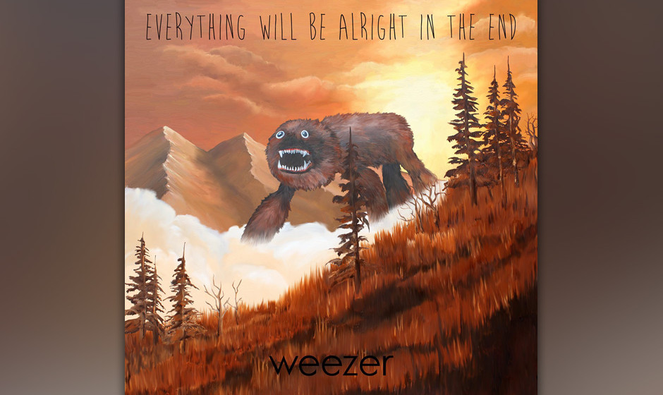 14. Weezer: 'Everything Will Be Alright in the End'