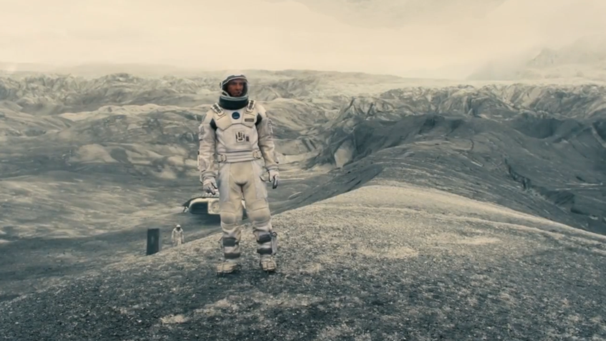 10. Interstellar  Kraftvollere Bilder und eine schwerelosere Story lieferte 2014 kein anderer Film. Christopher Nolan verneig