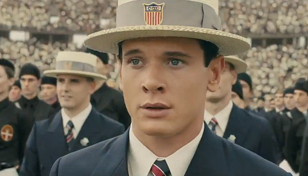 8. Unbroken  Hollywood hat die Olympischen Spiele in Berlin 1936 entdeckt: Langstreckenläufer gerät in die Wirren des zweit