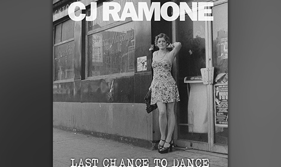 CJ Ramone, 'Last Chance To Dance': 2 Sterne. Riff-Panoptikum im Ramones-Gedächtnis-Sound.