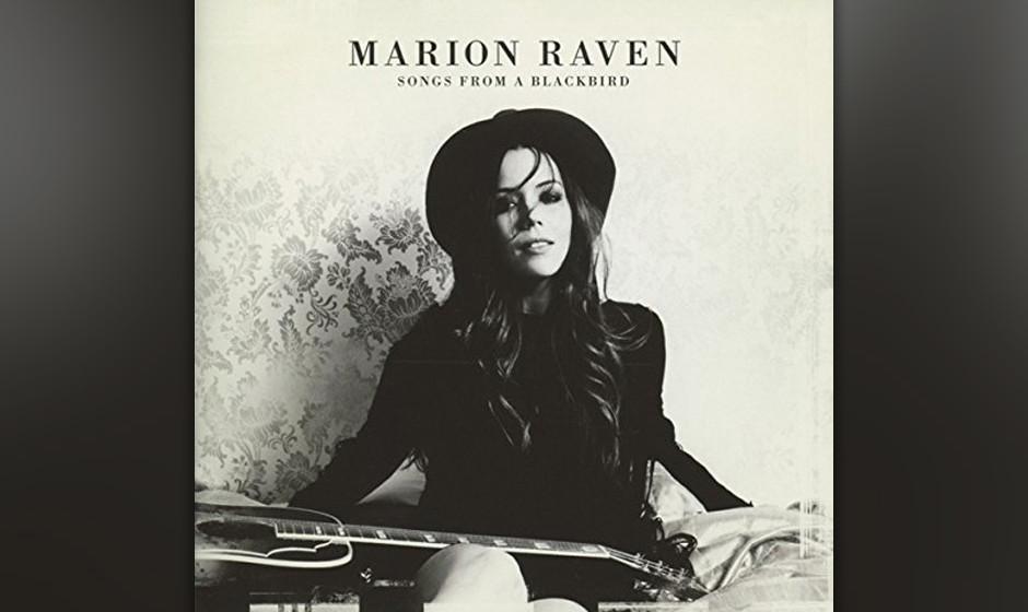 Marion Raven, 'Songs From A Blackbird': 2 Sterne. Die Balladen auf dem Album klingen nach der biederen Retortenmusik aus ESC-