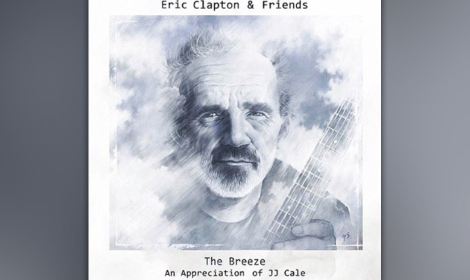 Eric Clapton & Friends, 'The Breeze: An Appreciation Of J.J. Cale': 2 Sterne. Eric Clapton lässt J.J. Cales Laid-Back-Countr